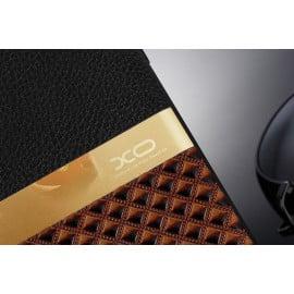 Vaku ® Apple iPhone SE 2020 XO Series Luxury Business Class DualDesign Protective Shell Back Cover