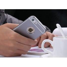 Usams ® Apple iPhone 5 / 5S / SE Sailling Metallic Chrome Finish Back Cover