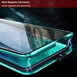 Vaku ® Xiaomi Redmi K20 / K20 Pro  Electronic Auto-Fit Magnetic Wireless Edition Aluminium Ultra-Thin CLUB Series Back Cover