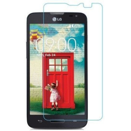 Dr. Vaku ® LG L80 Ultra-thin 0.2mm 2.5D Curved Edge Tempered Glass Screen Protector Transparent