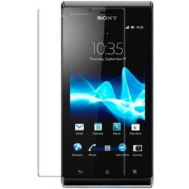 Dr. Vaku ® Sony Xperia J Ultra-thin 0.2mm 2.5D Curved Edge Tempered Glass Screen Protector Transparent
