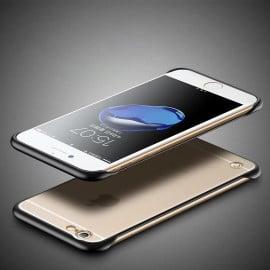 VAKU ® For Apple iPhone 6 / 6S Frameless Semi Transparent Cover