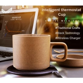 VAKU ® Intelligent thermostat Cup & Wireless Charger with Creative Wireless Technology