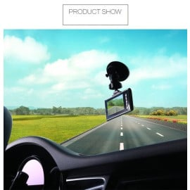"Remax ® CX-01 Tachograph Car Dashboard Camera DVR 1080P HD 30FPS Night Vision G-Sensor 2.7"" Camera"