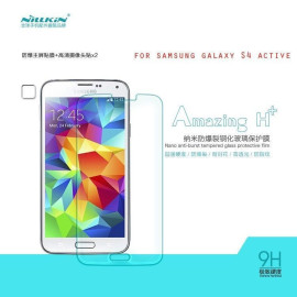 Dr. Vaku ® Samsung Galaxy S4 Active Ultra-thin 0.2mm 2.5D Curved Edge Tempered Glass Screen Protector Transparent