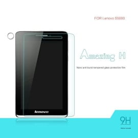 Dr. Vaku ® Lenovo S5000 Ultra-thin 0.2mm 2.5D Curved Edge Tempered Glass Screen Protector Transparent