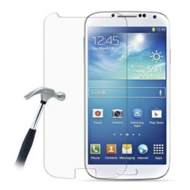 Dr. Vaku ® Samsung Galaxy Core I8262 Ultra-thin 0.2mm 2.5D Curved Edge Tempered Glass Screen Protector Transparent