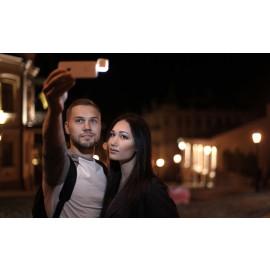 iBlazr ® 16 LED Smart Night Selfie Rechargeable Flash / Fill Light