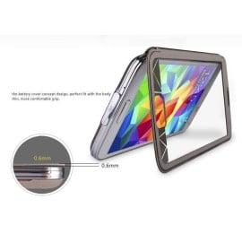 Baseus ® Samsung Galaxy S5 Coloured Glaze Full Window Protective Case Flip Cover