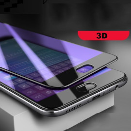 Dr. Vaku ® Oppo F5 3D Curved Edge Full Screen Tempered Glass