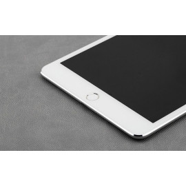 VAKU ® Apple iPad 9.7 inch ASAHI Glass with 3M Glue Ultra-thin 2.5D Curved Edge Tempered Glass Screen Protector Transparent