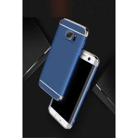 Vaku ® Samsung Galaxy S6 Edge Plus Ling Series Ultra-thin Metal Electroplating Splicing PC Back Cover