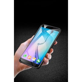 Dr. Vaku ® Samsung Galaxy A6 5D Curved Edge Ultra-Strong Ultra-Clear Full Screen Tempered Glass