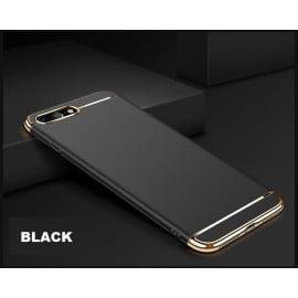 VAKU ® Apple iPhone 7 Plus Ling Series Ultra-thin Metal Electroplating Splicing PC Back Cover