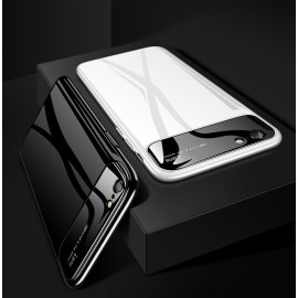 Vaku ® Apple iPhone 8 Polarized Lens Glossy Edition PC 4 Frames + Ultra-Thin Case Back Cover