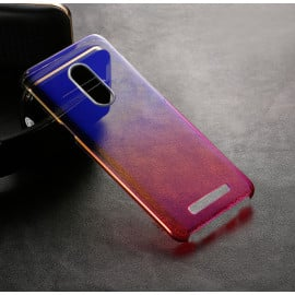 Vaku ® Xiaomi Redmi Note 3 Infinity Series with UV Colour Shine Transparent Full Display PC Back Cover