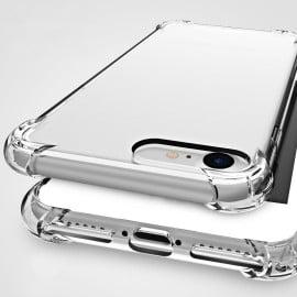 Vaku ® Oppo F3 Plus PureView Series Anti-Drop 4-Corner 360° Protection Full Transparent TPU Back Cover Transparent