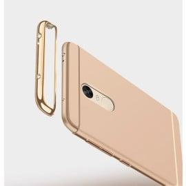 Vaku ® Xiaomi Redmi Note 5 Ling Series Ultra-thin Metal Electroplating Splicing PC Back Cover