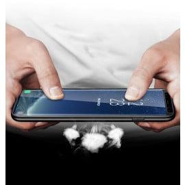 Vaku ® Samsung Galaxy Note 8 WeaveNet Series Cross-Knitt Heat-Dissipation Edition Ultra-Thin TPU Back Cover