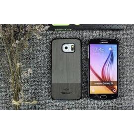 Kajsa ® Samsung Galaxy S6 Outdoor Natural Wood Series Protective Case Back Cover
