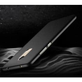 Vaku ® Xiaomi Redmi Note 4 Feather Series Paper-Thin Ultra-Light Matte Finish PC Back Cover Black
