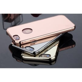 Rock ® Apple iPhone 6 / 6S Infinite Mirror 24K Plated Aluminium Alloy Bumper Case Back Cover