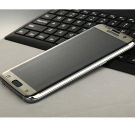 Dr. Vaku ® Samsung Galaxy S7 Edge Ultra-thin 0.2 mm 2.5D + 3D Curved Edge Tempered Glass Screen Protector
