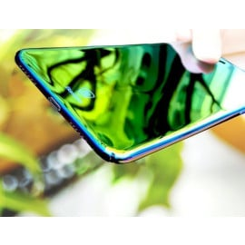 Baseus ® Apple iPhone 7 Glass Series Ultra-Shine Luxurious Mirror Finish Translucent Back Cover