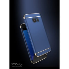 Vaku ® Samsung Galaxy Note 5 Ling Series Ultra-thin Metal Electroplating Splicing PC Back Cover
