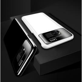 Vaku ® Samsung Galaxy Note 8 Polarized Glass Glossy Edition PC 4 Frames + Ultra-Thin Case Back Cover