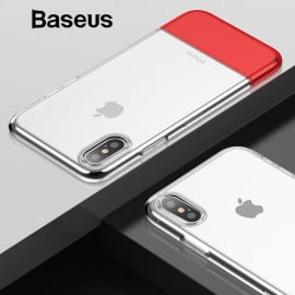 Baseus ® Apple iPhone X / XS Dual Soft and Hard Case