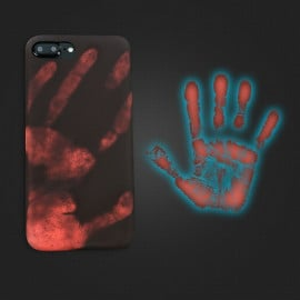 Vaku ® Apple iPhone 6 / 6S Volcano Fire Series Hot-Color Changing Infinite Thermal Sensing Technology Back Cover