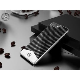 Mercedes Benz ® Apple iPhone 7 Plus SLR McLaren Carbon Fibre (Limited Edition) Electroplated Metal Hard Case Back Cover