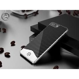 Mercedes Benz ® Apple iPhone 6S Plus / 6 Plus SLR McLaren Carbon Fibre (Limited Edition) Electroplated Metal Hard Case Back Cover