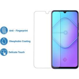 Dr. Vaku ® Vivo S1 Pro 2.5D Ultra-Strong Ultra-Clear Full Screen Tempered Glass-Transparent