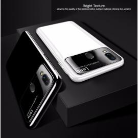 Vaku ® Samsung Galaxy A20 / A30 Polarized Glass Glossy Edition PC 4 Frames + Ultra-Thin Case Back Cover