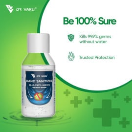 Dr. Vaku Instant Hand Sanitizer with 70 % Alcohol 500 ml