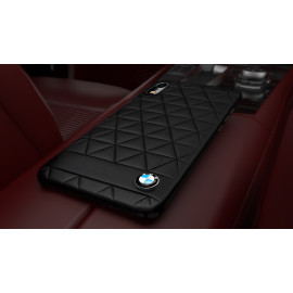 BMW ® Apple iPhone XR Official Superstar zDRIVE Leather Case Limited Edition Back Cover