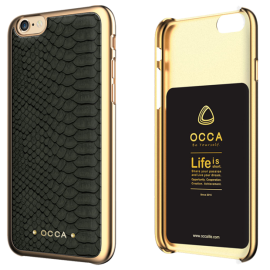 Occa ® Apple iPhone 6 / 6S Absolute Wild Series Back Cover
