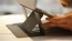 VAKU ® Invisible Laptop Stand with 2 different positioning availability and seamless attachment with your laptop