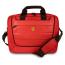 Ferrari Scuderia ® Laptop Bag 15' Red - Black - Piping